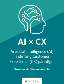 free eBook artificial intelligence and customer service