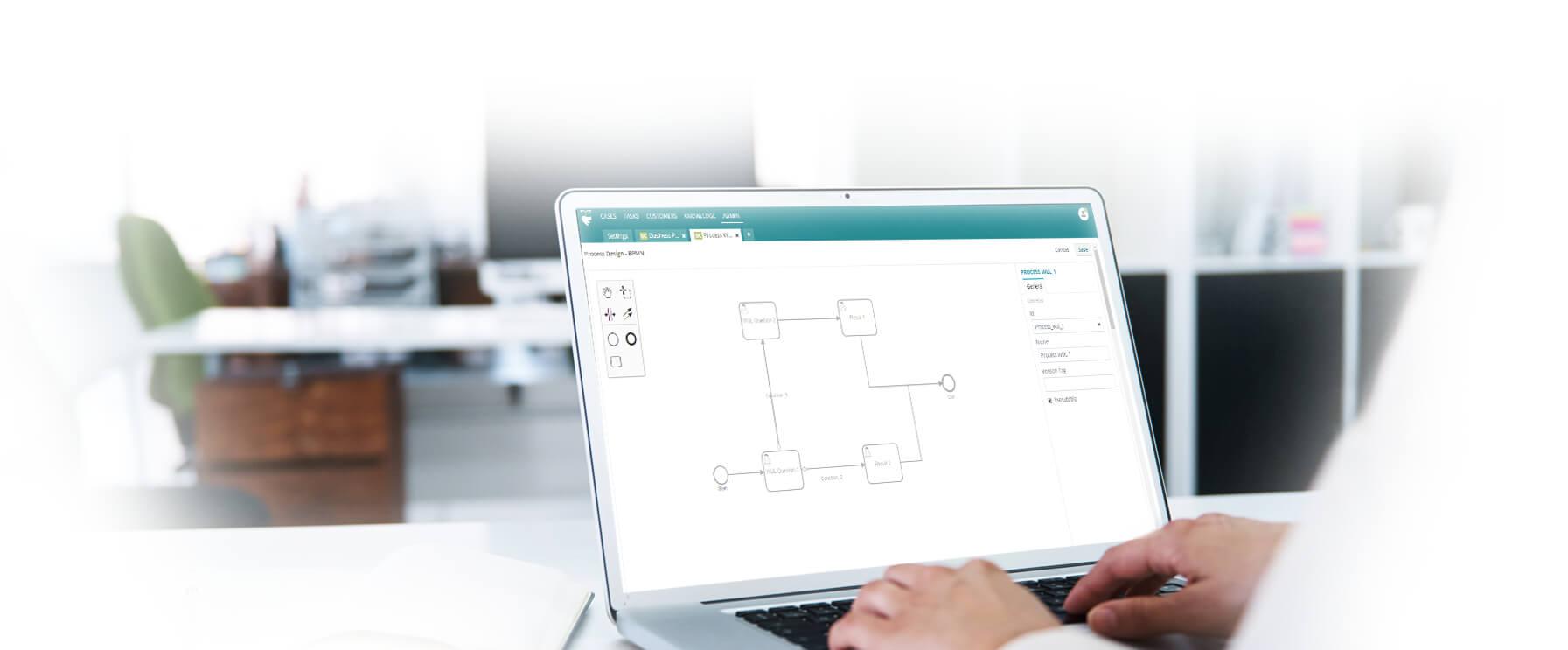 Helpdesk Case Automation with BPMN