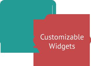 Customizable Widgets