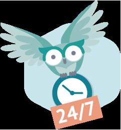 24/7 Customer Self-Service Portal