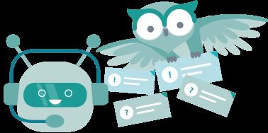 Chatbot lernt aus Kundendialogen